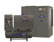 Винтовой компрессор Hertz HGS 7,5 10