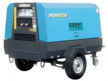 Передвижной компрессор Airman PDS130SC на шасси